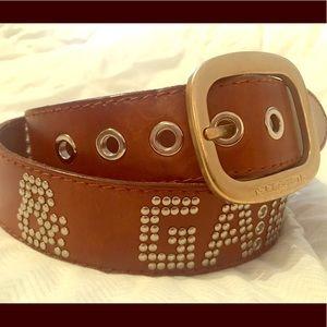 Dolce & Gabbana Studded Belt